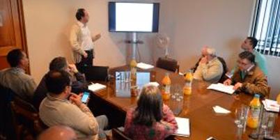Científicos del CEAZA e INIA Intihuasi buscan potenciar investigaciones colaborativas en la Región de Coquimbo