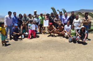 En la oportunidad participó gran número de representantes de diferentes entidades que apoyan la iniciativa, junto a miembros de la comunidad del entorno de El Culebrón, quienes celebraron este importante paso en la recuperación del sector
