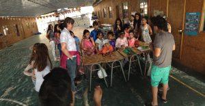 Alumnos de la Escuela Jerónimo Godoy Villanueva: Realizan muestra de la Academia del Agua en Pisco Elqui