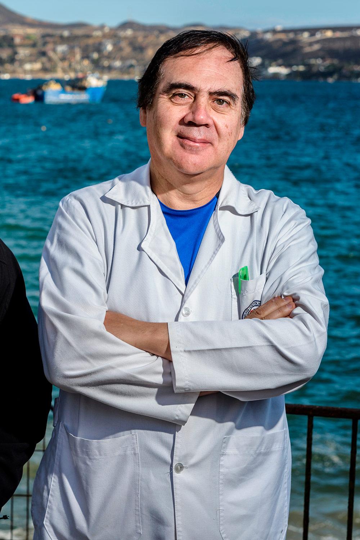 Dr. Claudio Miranda
