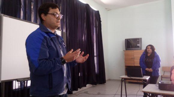 CEAZA y el Liceo del Tongoy organizan I Feria Laboral acuícola para técnicos profesionales