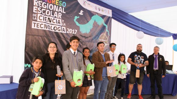 CEAZA participa en instancia motivacional para escolares