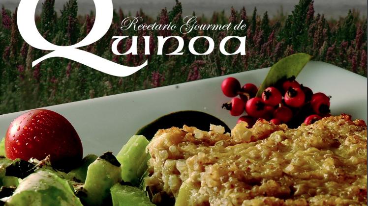 """""""Recetario Gourmet de Quínoa"""""""