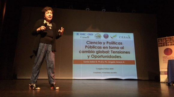 ULS y CEAZA presentan charlas en el marco del Congreso del Futuro