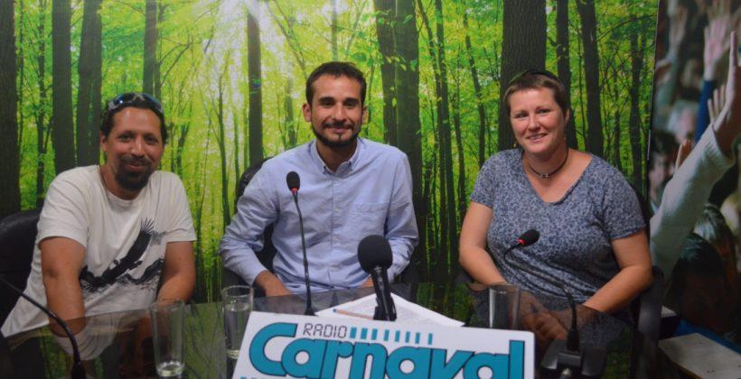 En Radio Carnaval: Investigadores del CEAZA explican los alcances benéficos de los microorganismos en la agricultura
