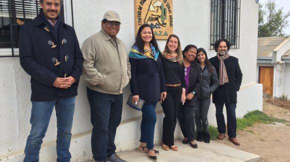 Delegación de la autoridad científica de Panamá conoce el trabajo del CEAZA