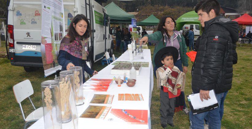 """CEAZA participa en """"Agro Educativo en Terreno"""""""