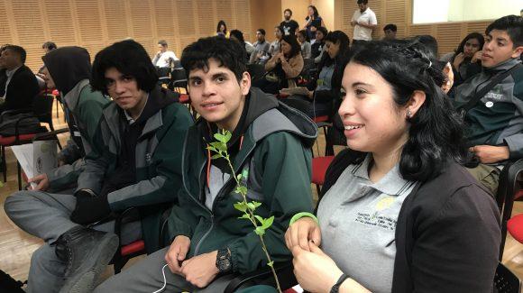 Estudiantes de liceos técnicos participaron en Primer Interescolar del CEAZA