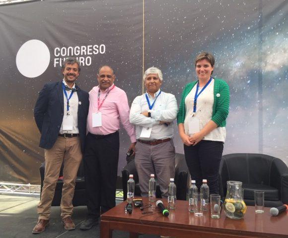 Masiva convocatoria marcó el desarrollo del Congreso Futuro Región de Coquimbo