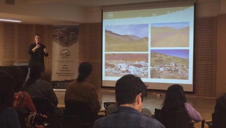CEAZA realiza Seminario enfocado en la Flora Nativa