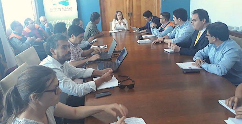 """Gobierno y comunidad científica analizan la llegada de un """"Fenómeno El Niño débil"""" a la Región de Coquimbo"""