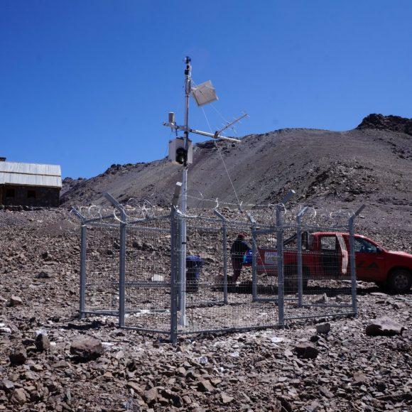 Colaboración ciencia – sector productivo:  CEAZA amplía su monitoreo ambiental en la Cordillera de la Provincia del Choapa