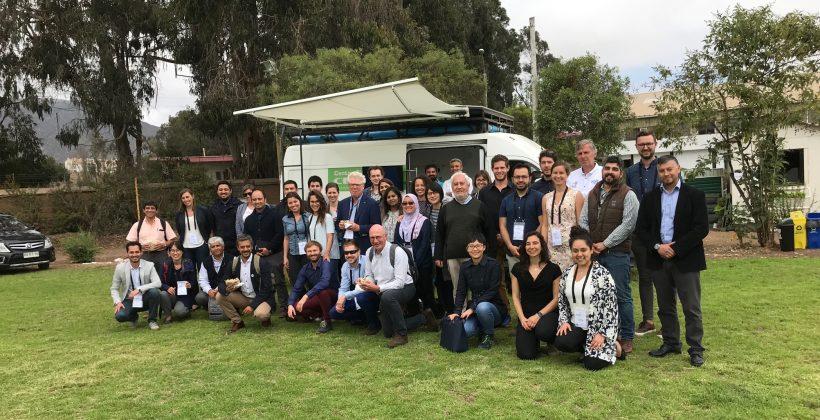 En Simposio Científico Países Bajos-Región de Coquimbo:  Potencian cooperación científica con sectores público y privado en materia de recurso hídrico