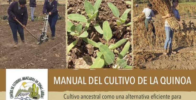 Manual de cultivo de la quinoa