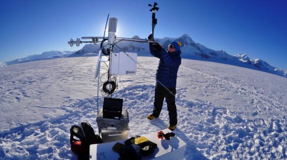 En el contexto del cambio climático: Estudian posible desintegración de plataforma de hielo en Antártica