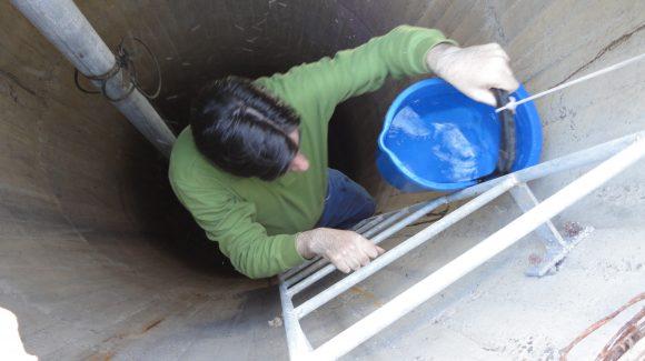 Ponen en valor el estudio de las aguas subterráneas en zonas áridas