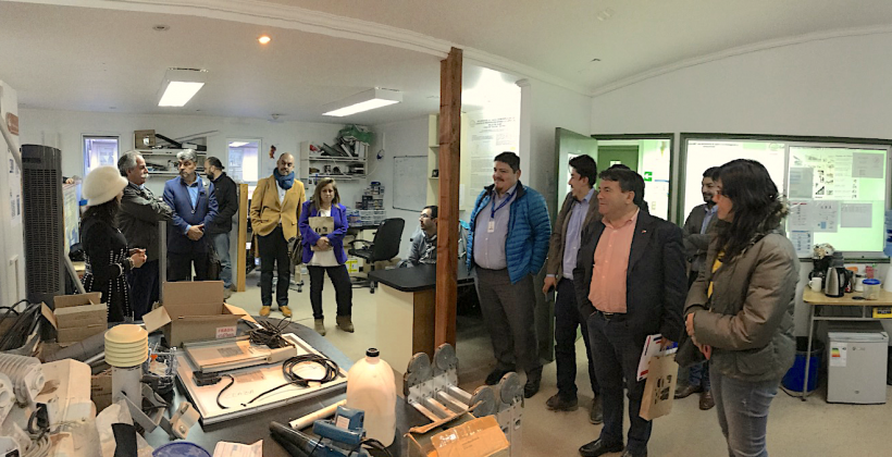 Buscan establecer un centro similar, en el sur de Chile: Consejeros Regionales de la Araucanía conocen el modelo de gestión del CEAZA