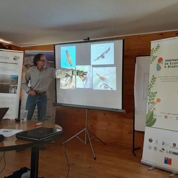 Fray Jorge: exitoso seminario científico congregó a investigadores, guardaparques y vecinos del parque nacional