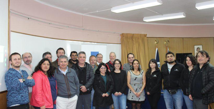 CEAZA presenta investigaciones en relación al recurso marino Loco