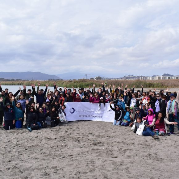Con presentaciones de investigadores CEAZA: Habla Educador reúne a educadores de la Región de Coquimbo para abordar los efectos del cambio climático