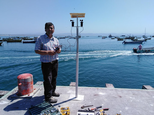 Aportan a la adaptación al cambio climático del sector acuícola-pesquero de Tongoy