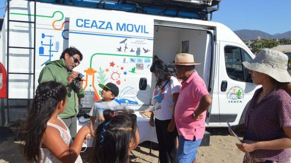 CEAZA aporta conocimiento a jóvenes científicos reunidos en el Valle de Elqui