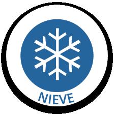 Para este martes 13 de julio: Pronostican precipitaciones en la cordillera de las regiones de Atacama y Coquimbo