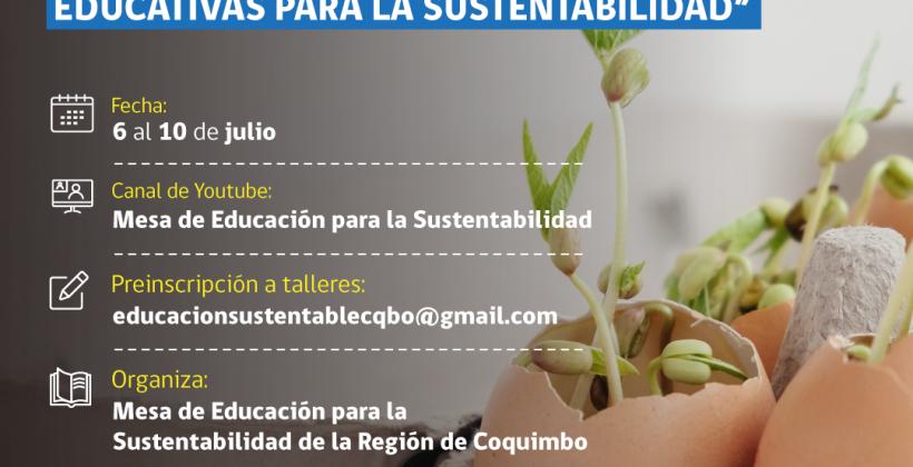 Seminario reunirá a expertos sobre agua, biodiversidad, residuos, cambio climático y protección de los cielos