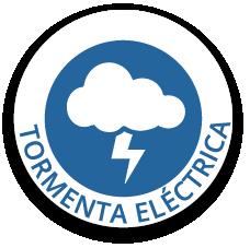Pronostican tormentas eléctricas para la precordillera del Elqui