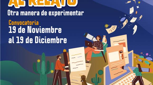 """Invitan a participar en Concurso de Cuentos """"De la Ciencia Al Relato"""""""