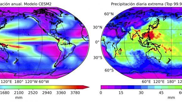 Evaluación de la tecnología: Modelos climáticos globales simularían precipitaciones extremas mejor de lo esperado