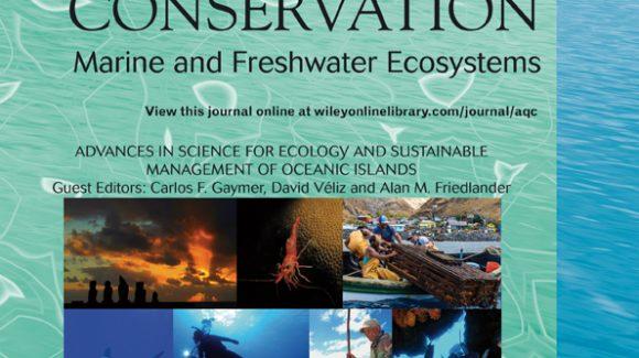 Edición ESMOI de Wiley Online Library: Revista científica internacional destaca estudios realizados por expertos nacionales y extranjeros en islas oceánicas