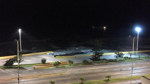 Estudio reporta efectos de la contaminación lumínica nocturna en el recurso marino Loco