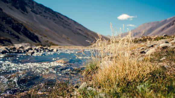 Río Elqui registra su caudal más bajo para un mes de marzo