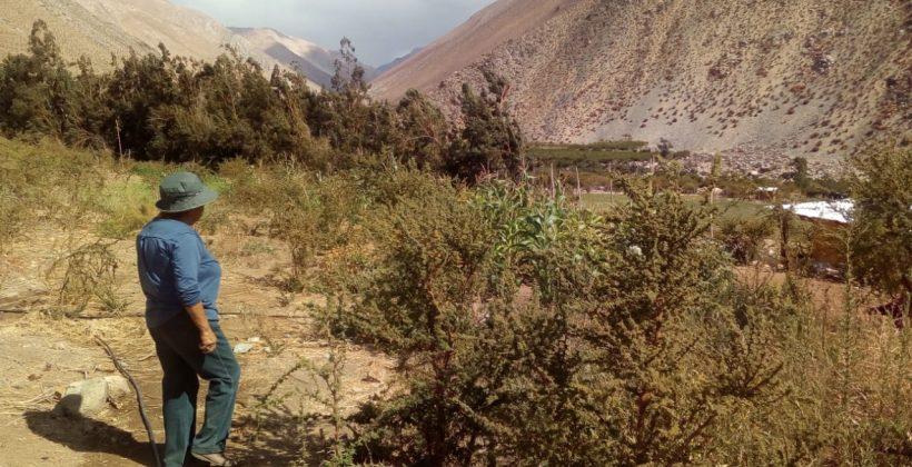 CEAZA contribuye a la toma de decisión hídrica de la comuna de Paihuano