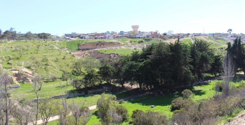 """Designado """"Geositio"""" por la Sociedad de Geología de Chile: Reconocen formalmente el patrimonio científico y cultural del Parque Culebrón de Coquimbo"""